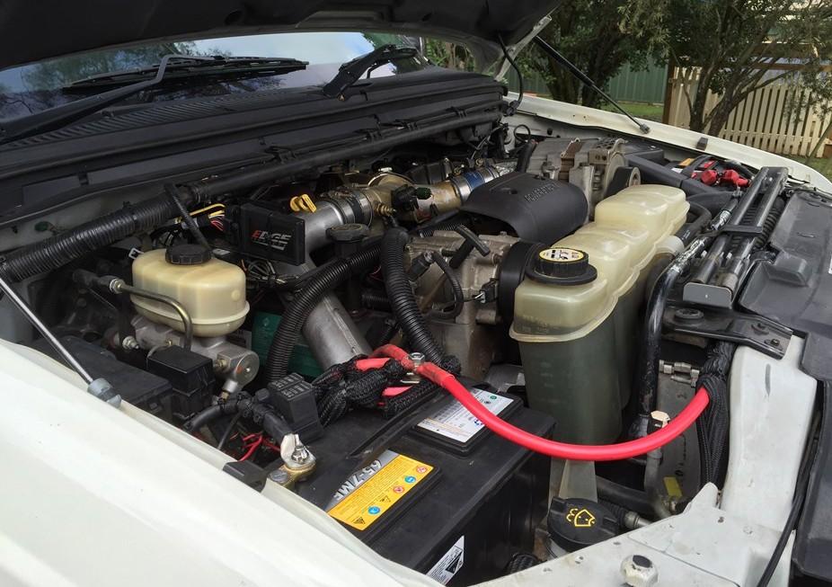 Fuel Consumption Calculator - Ford F250 Tdi - Improve Fuel ...