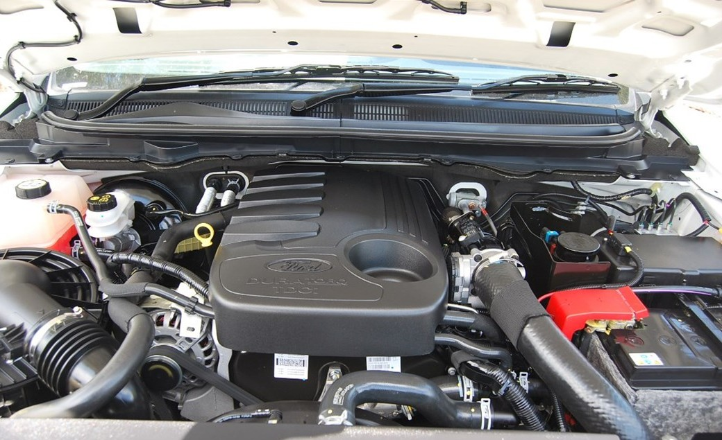 Better Fuel Combustion - Ford Ranger gets up to 24% Better Fuel ...