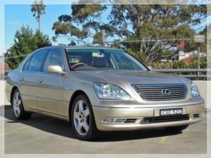 Lexus 430 2005 6.7.15